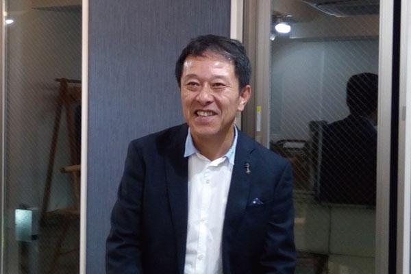 プレマ株式会社 アルファウェーブ事業部 山口 勝弘