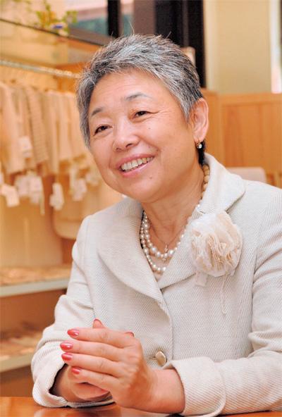 株式会社アバンティの代表取締役社長渡邊智惠子氏