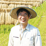 世界の貧困問題と お米づくりは繋がっている<br><small>オディ農園  羽鹿 秀仁氏</small>