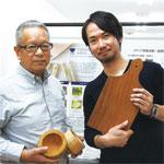 安全な木製食器を作って10年 持続可能な社会へ新たな歩み<br><small>有限会社TOMATO畑  取締役社長  田中 秀樹 氏</small>