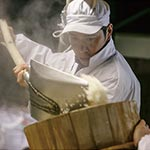 日本酒ファンを増やす<br>自然醸造酒の大きな可能性<br><small>木戸泉酒造株式会社 五代目蔵元 兼 杜氏 荘司 勇人 氏</small>